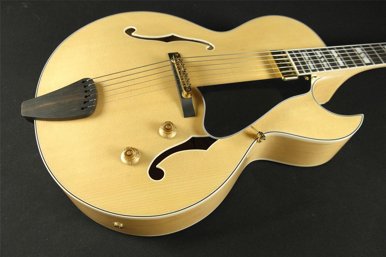 Dean Palomino Solo Gloss Natural 011 Tundra Music Inc Vintage Guitars Store More Toronto