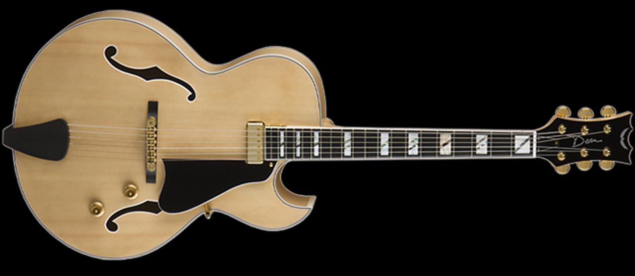 Discontinued Dean Palomino Solo Gloss Natural Tundra Music Inc Vintage Guitars Store More Toronto