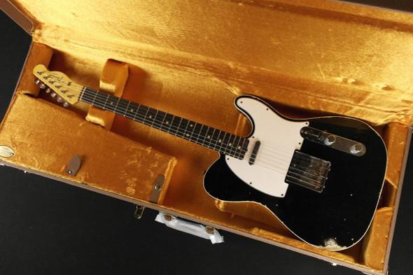 Fender Custom Shop 1961 Relic Telecaster Custom - Black 5030