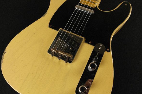 Fender Custom Shop '51 Nocaster Relic - Nocaster Blonde 4944
