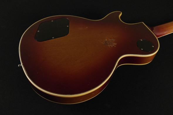 Gibson Les Paul Custom 1971 Vintage - Cherry Sunburst USED