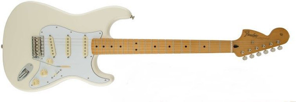 Fender Jimi Hendrix Stratocaster - Maple - Olympic White IN STOCK