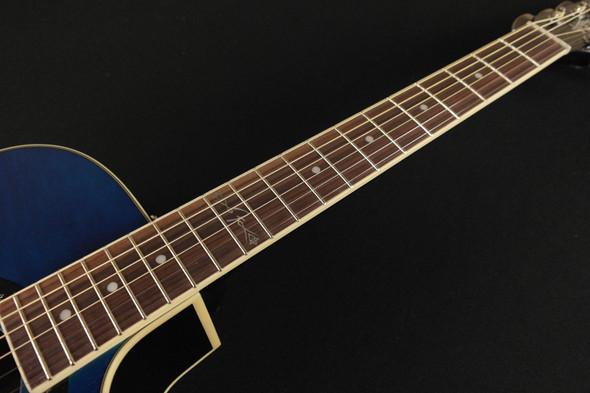 Fender T-Bucket 300CE Transparent Blue 968079020 (384)