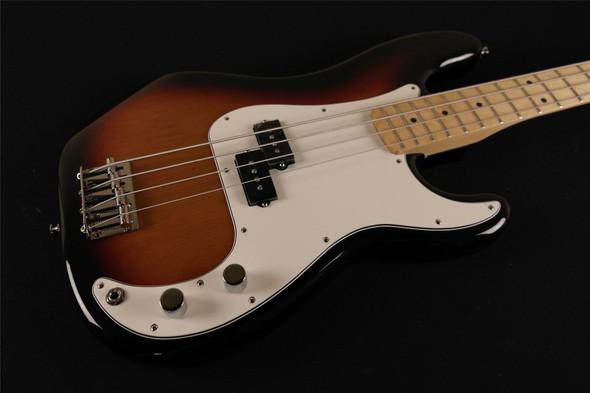 Fender Standard Precision Bass Maple Fingerboard Brown Sunburst 146102532 (521)