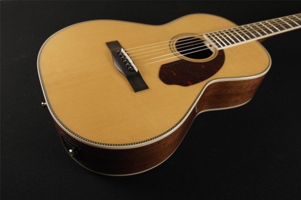Fender PM-2 Standard Parlor -Natural - 0960252221 (637)