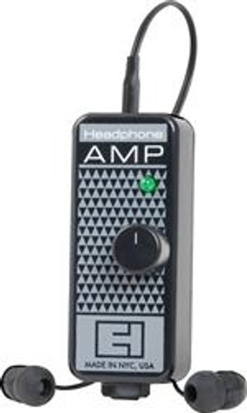 Electro-Harmonix HEADPHONE AMP Portable Practice Amp Battery included