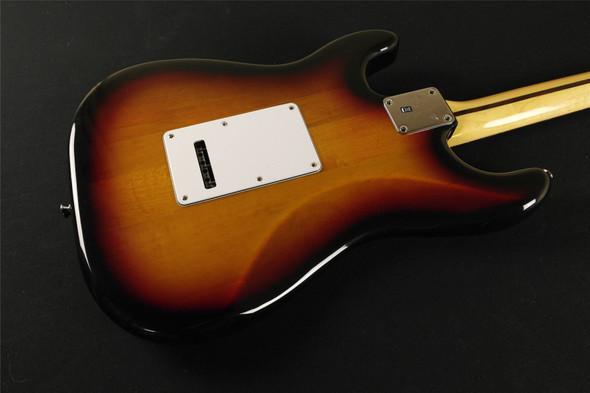 Squier by Fender Vintage Modified Stratocaster HSS Rosewood Fingerboard - 3-Tone Sunburst (422)