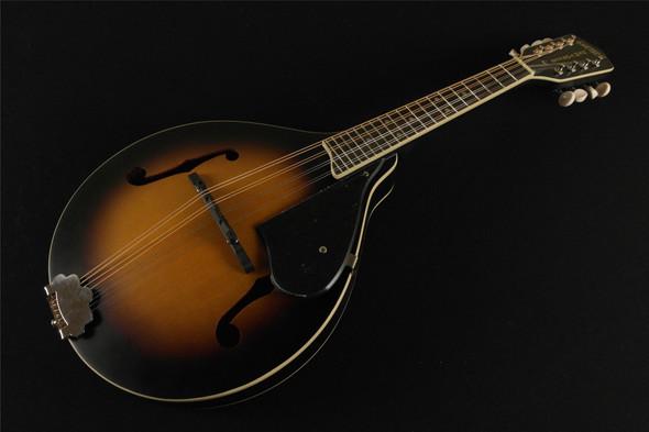 Gretsch G9300 New Yorker Standard A-Style Mandolin - 2-Color Sunburst (676)