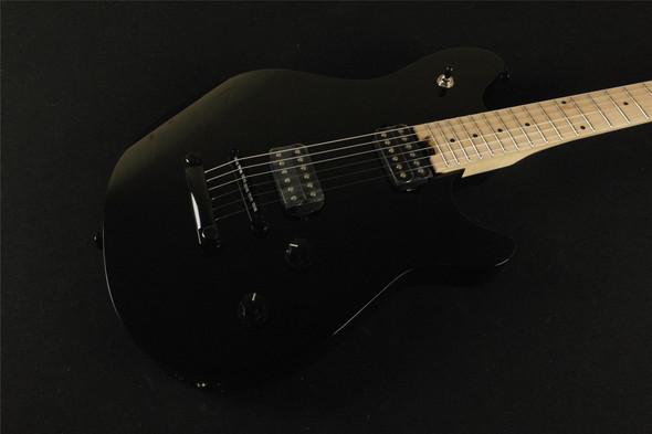 EVH Wolfgang-T Standard Maple Fretboard - Black (097)