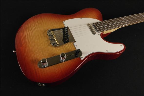 Fender Custom Shop Custom Deluxe Telecaster - Sienna Sunburst  (629)