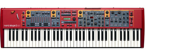 Nord - Stage 2 EX - 73 note semi-weighted action