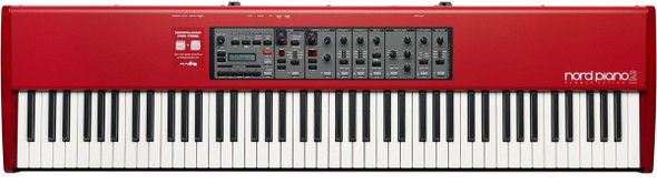 Nord - Piano 2 - 88-note weighted hammer action piano,split/layer,NP3 incl