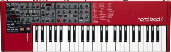 Nord - Lead 4 multi-timbral analog synth,49 keys, 20 note poly