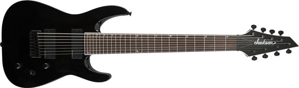 Jackson SLATHXSD 3-8 Soloist™, Rosewood Fingerboard, Gloss Black 2916281503