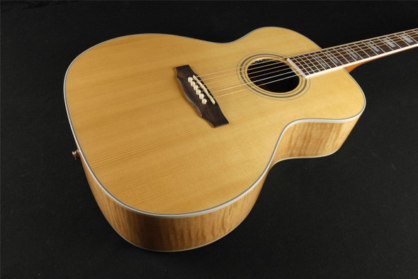 Guild F-47M BLD With DTAR-MS With Deluxe Case Traditional Series Guitar (001)