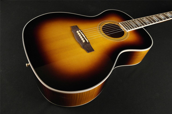 Guild F47M Antique Burst Traditional Series With Case 3854000837 (006)