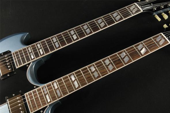 Gibson Custom 2014 Double Neck EDS-1275 - LIMITED Pelham Blue MINT