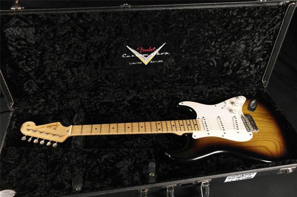 Fender Custom Shop Masterbuilt '55 Stratocaster Relic by Greg Fesler - 2-Tone Sunburst (901)