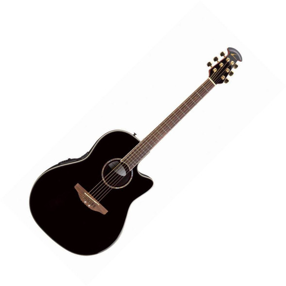 PC - Ovation CC28-5 Celebrity SS Acoustic/Electric - Black (233) DMG
