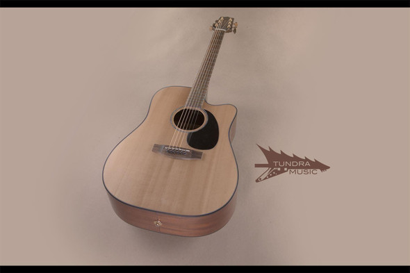Takamine EG340SC Acoustic/Electric Dreadnought - Natural (026)