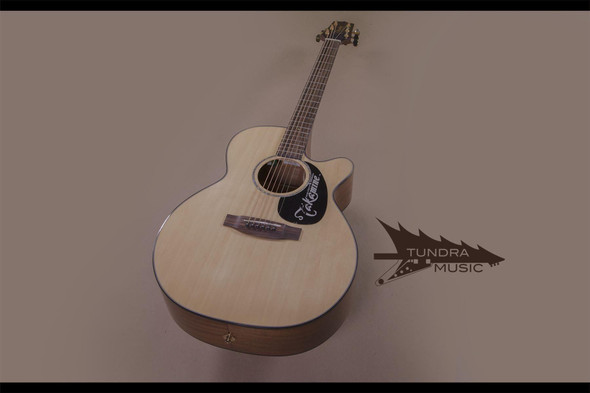 Takamine EG440SC Acoustic/Electric Dreadnought - Natural (143)