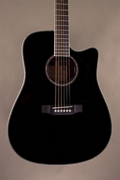 Takamine EG531DLX Dreadnought Acoustic/Electric - Black (492)