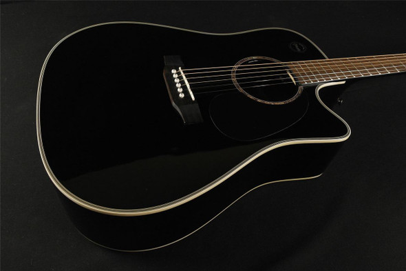 Takamine EG531SC-BK Dreadnought Acoustic/Electric - Black (455)