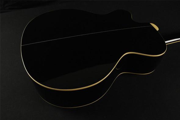 Takamine EGB2S-BK G Series Acoustic/Electric Guitar - Black (091)