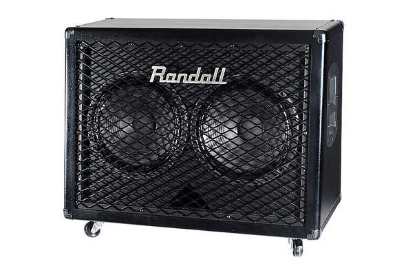 Randall THRASHER212 Oversized 200W Ported 2x12 Angled Speaker Cabinet