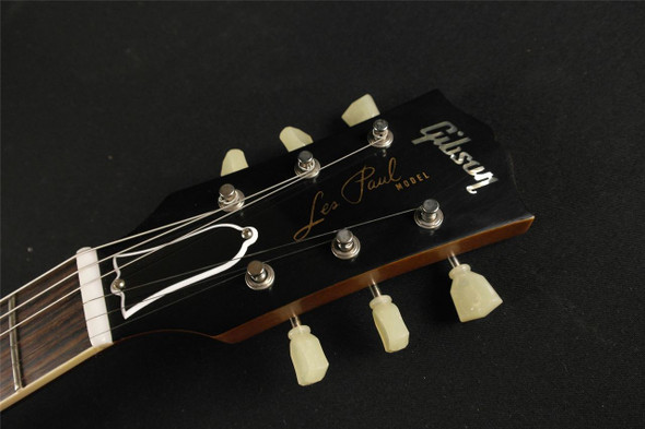 Gibson Custom Shop Les Paul R7 1957 Re-issue Gold Top Humbuckers! (027)