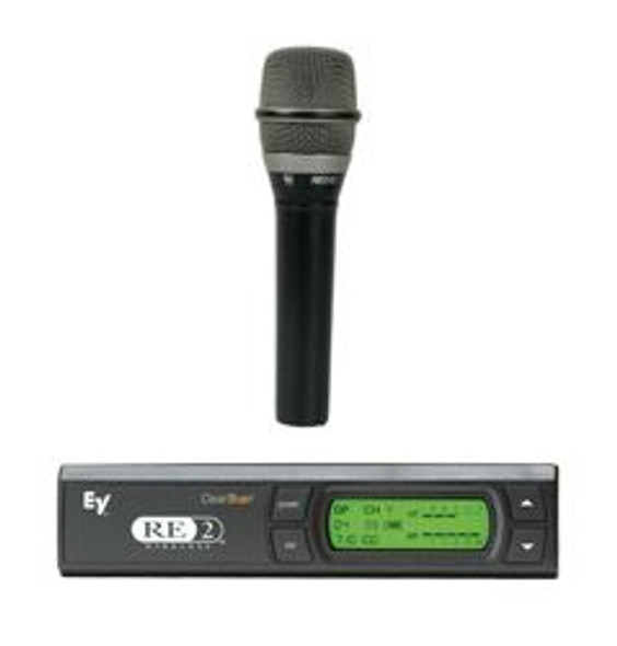 Electro-Voice HH S w/HTU2C-510 Mic RE-2 Rcvr