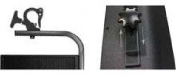 Electro-Voice Truss Clamp A/H Black VSA1