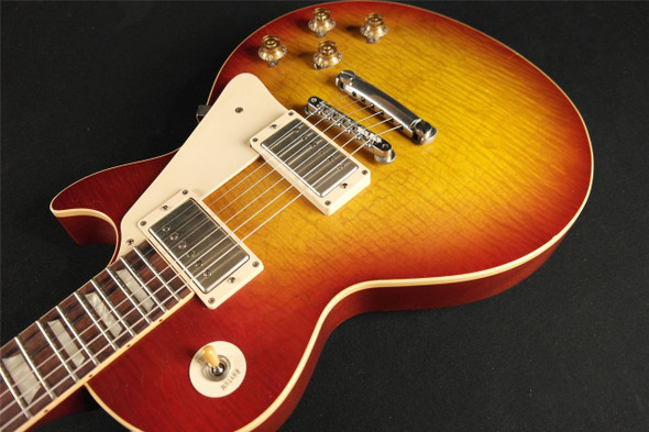 2008 Gibson Custom Shop Murphy Aged 1958 50th Anniversary Les Paul Standard R8 FLAME!