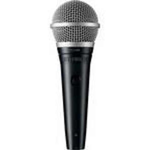 Shure PGA48-QTR Cardioid Dynamic Microphone with Switch & XLR-Phone Cable