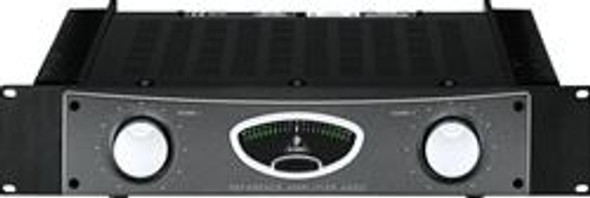 Behringer Professional 600-Watt Reference-Class Studio Power Amplifier
