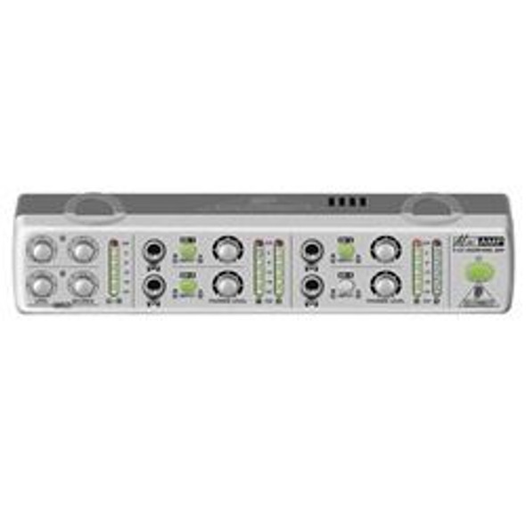 Behringer Ultra-Compact 4-Channel Stereo Headphone Amplifier