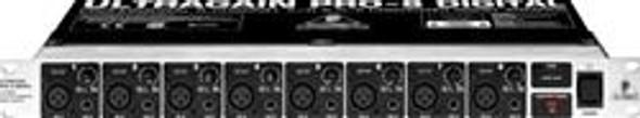 Behringer 8-Channel A/D & D/A Converter, Premium Mic Preamplifiers, ADAT Interface