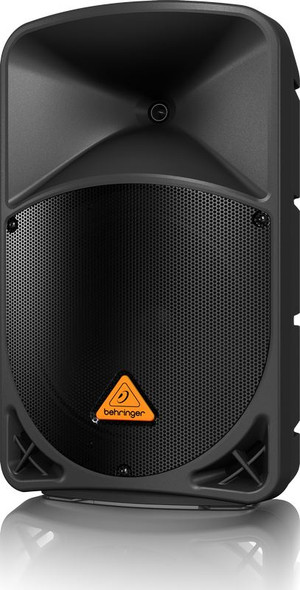 "Behringer 2-Way 12"" PA Speaker, with Wireless Option and Integrated Mixer - B112D"