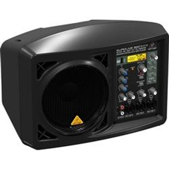 """Behringer Active 150-Watt 6.5"""" PA/Monitor Speaker System with MP3 Player"""