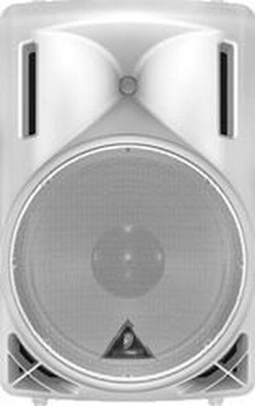 "Behringer Active 550-Watt 2-Way PA Speaker,h 15"" Woofer and 1.35"" Compression Driver"