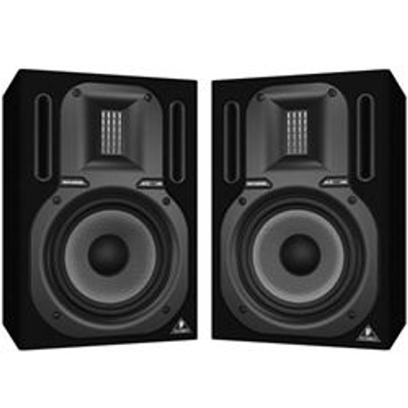 Behringer 2-Way Active Ribbon Studio Reference Monitor with Kevlar Woofer