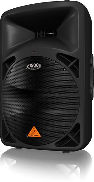 "Behringer Active 2-Way PA Speaker with 15"" Woofer , 1.75"" Titanium Compression Driver"