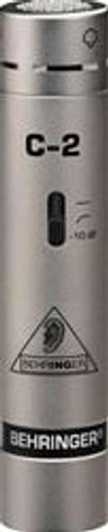 Behringer 2 Matched Studio Condenser Microphones