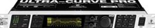 Behringer 24-Bit/96 kHz Equalizer, Analyzer, Feedback Destroyer and Mastering Processor