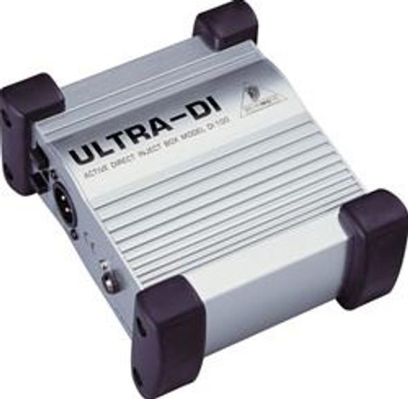 Behringer Professional Battery/Phantom Powered DI-Box