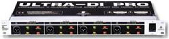 Behringer Professional 4-Channel Active DI-Box