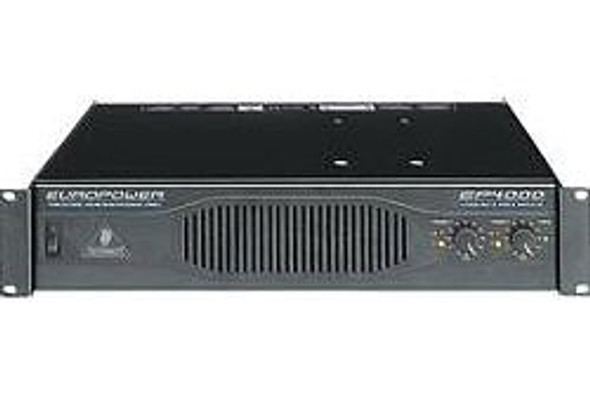 Behringer Professional 4,000-Watt Stereo Power Amplifier with ATR Technology