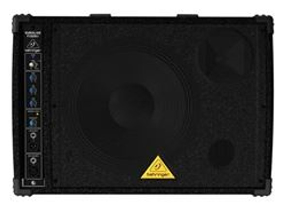 "Behringer 300-Watt Monitor Speaker, 12"" Woofer, 1"" Comp. Driver, Feedback Filter - F1320D"