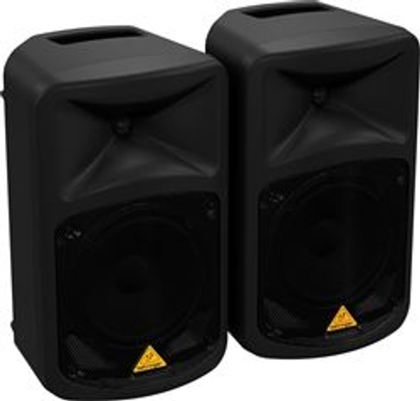 Behringer 500-Watt 8-Channel Portable PA System, MP3 Player, Reverb and Wireless Option