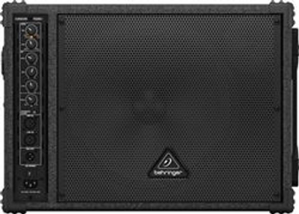 "Behringer Bi-Amped 250-Watt Monitor Speaker System with 12"" Woofer, 1"" Compression Driver and Feedback Filter"